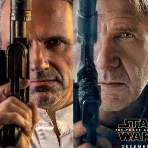 Becoming Han Solo From Star Wars The Force Awakens