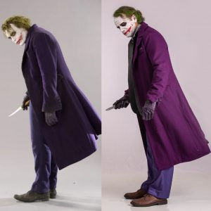 Becoming The Joker from The Dark Knight