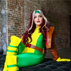 The Rise of a Cajun Cosplayer